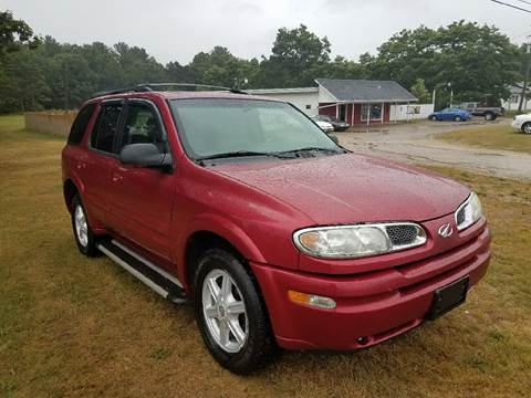 2002 Oldsmobile Bravada for sale in Montague, MI