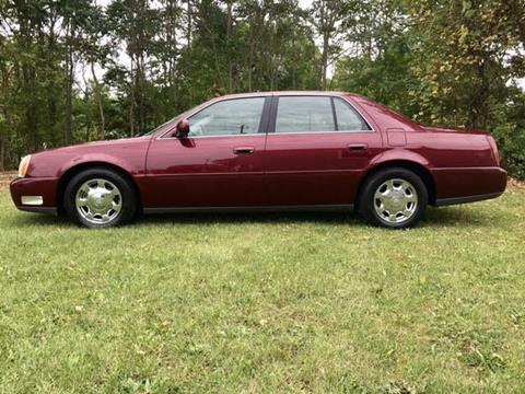 2002 Cadillac DeVille for sale in Perry MI