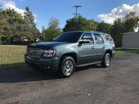 2008 Chevrolet Tahoe for sale in Perry MI