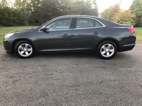 2015 Chevrolet Malibu for sale in Perry MI