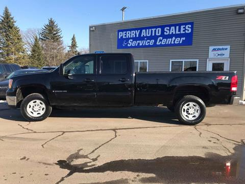2009 GMC Sierra 2500HD for sale in Perry, MI