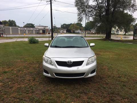 2010 Toyota Corolla for sale in Green Bay, WI