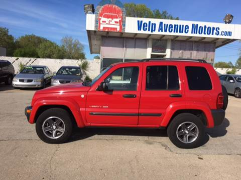 2004 Jeep Liberty for sale at Velp Avenue Motors LLC in Green Bay WI