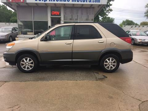 2003 Buick Rendezvous for sale at Velp Avenue Motors LLC in Green Bay WI