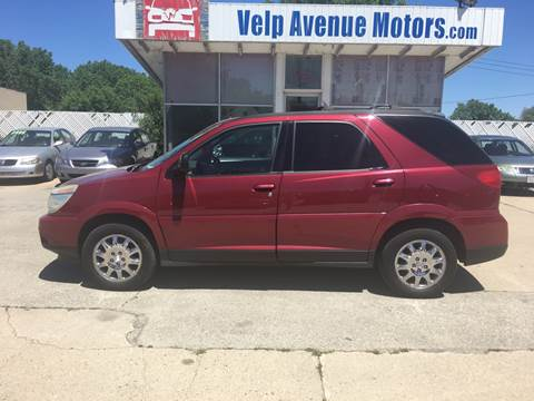 2006 Buick Rendezvous for sale at Velp Avenue Motors LLC in Green Bay WI
