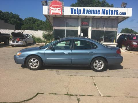 2006 Ford Taurus for sale at Velp Avenue Motors LLC in Green Bay WI