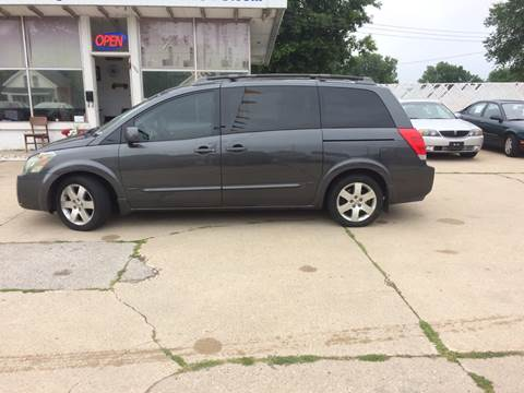 2004 Nissan Quest for sale at Velp Avenue Motors LLC in Green Bay WI