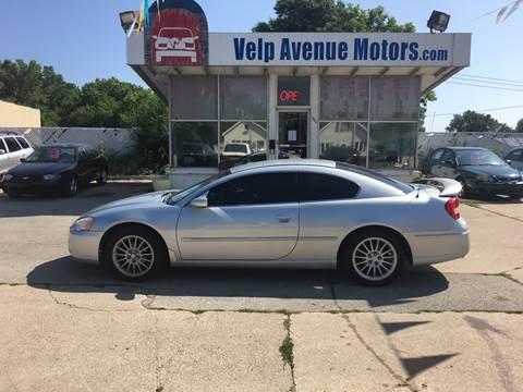 2004 Chrysler Sebring for sale at Velp Avenue Motors LLC in Green Bay WI