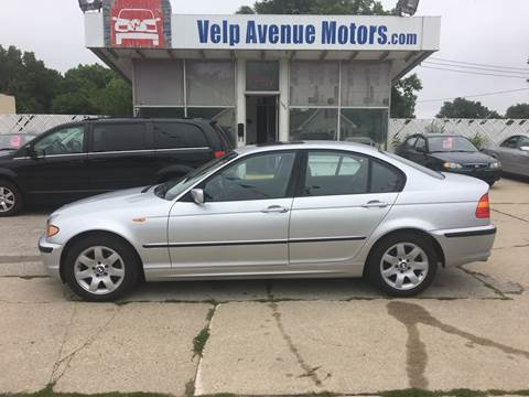 2003 BMW 3 Series for sale at Velp Avenue Motors LLC in Green Bay WI