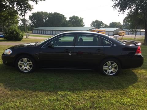 2009 Chevrolet Impala for sale at Velp Avenue Motors LLC in Green Bay WI
