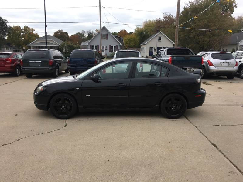 2004 Mazda MAZDA3 For Sale At Velp Avenue Motors LLC In Green Bay WI