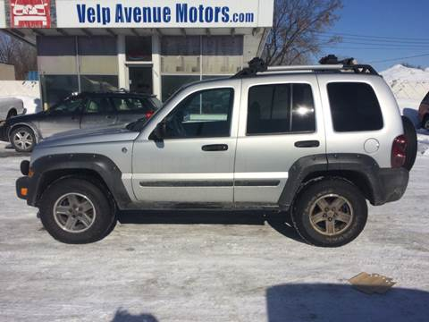 2006 Jeep Liberty for sale in Green Bay, WI
