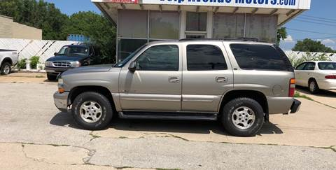 2000 Chevrolet Tahoe for sale in Green Bay, WI