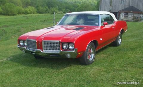 1972 Oldsmobile Cutlass Supreme for sale in New Alexandria, PA