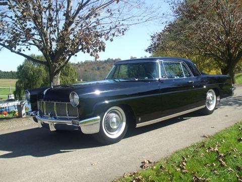 1956 Lincoln Continental for sale in New Alexandria PA
