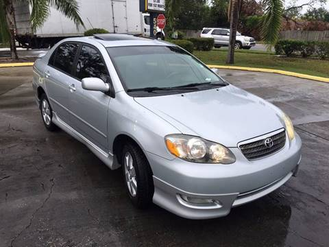 2006 Toyota Corolla for sale in Altamonte Springs, FL