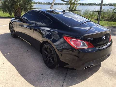 2012 Hyundai Genesis Coupe for sale in Altamonte Springs, FL