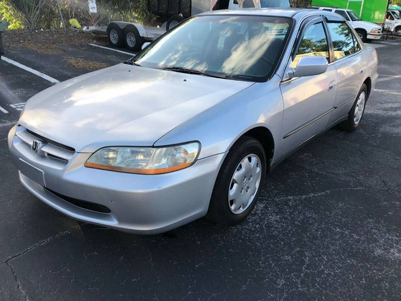 2000 Honda Accord For Sale At Global Auto Trading LLC In Altamonte Springs  FL