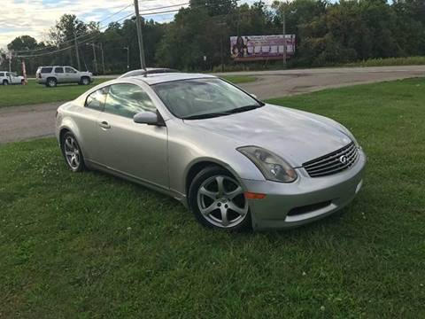 2004 Infiniti G35 for sale in Columbus, OH