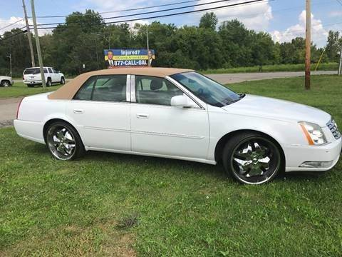 2006 Cadillac DTS for sale in Columbus, OH