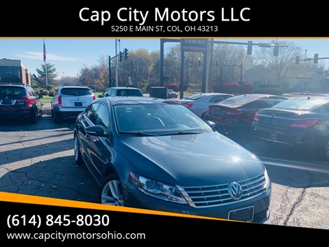2013 Volkswagen CC for sale in Columbus, OH