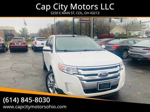 2012 Ford Edge for sale in Columbus, OH