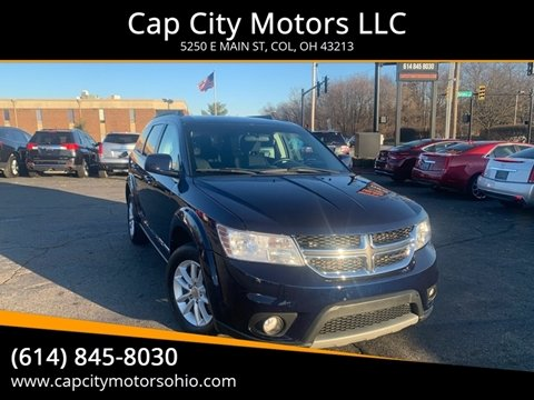 2017 Dodge Journey for sale in Columbus, OH