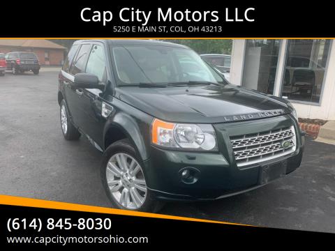 2010 Land Rover LR2 for sale at Cap City Motors LLC in Columbus OH