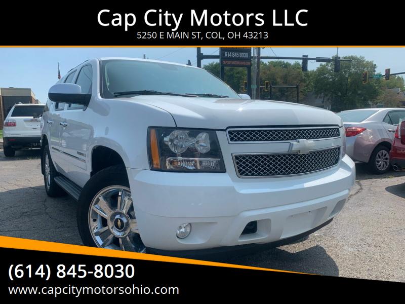 2009 Chevrolet Tahoe for sale at Cap City Motors LLC in Columbus OH