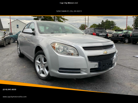 2009 Chevrolet Malibu for sale at Cap City Motors LLC in Columbus OH