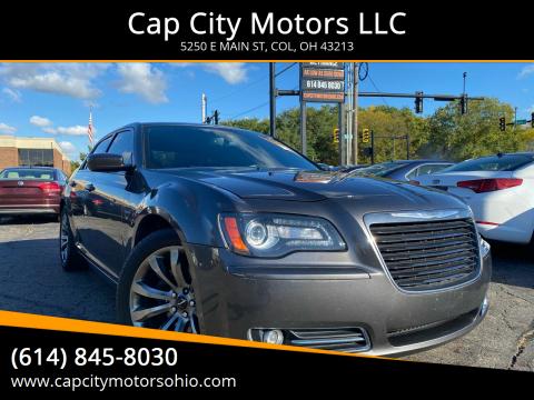 2014 Chrysler 300 for sale at Cap City Motors LLC in Columbus OH