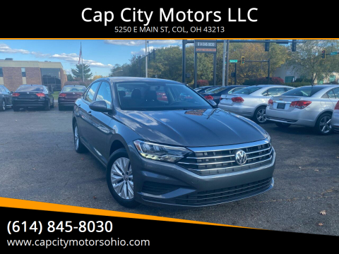 2019 Volkswagen Jetta for sale at Cap City Motors LLC in Columbus OH