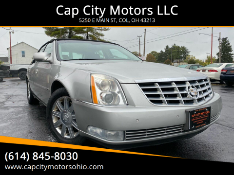 2006 Cadillac DTS for sale at Cap City Motors LLC in Columbus OH