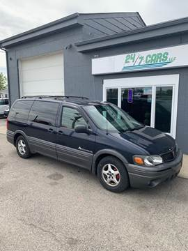 2002 Pontiac Montana for sale in Larwill, IN