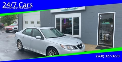 2010 Saab 9-3 for sale in Larwill, IN