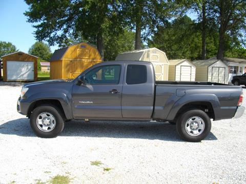 2012 Toyota Tacoma for sale in Belmont, MS