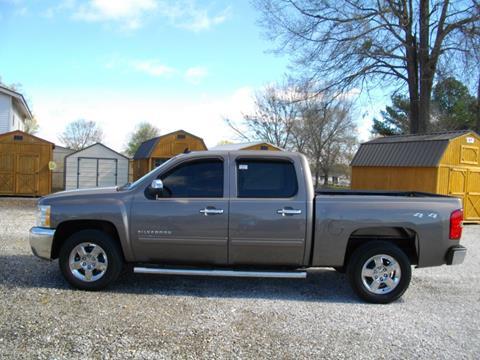 2013 Chevrolet Silverado 1500 for sale in Belmont, MS