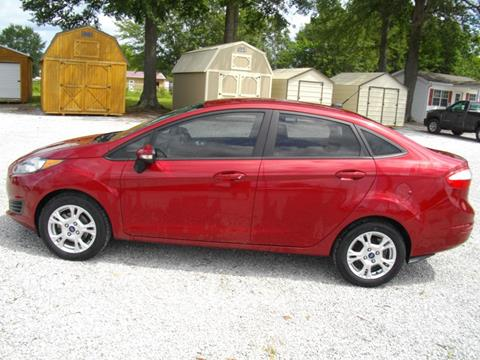 2014 Ford Fiesta for sale in Belmont, MS