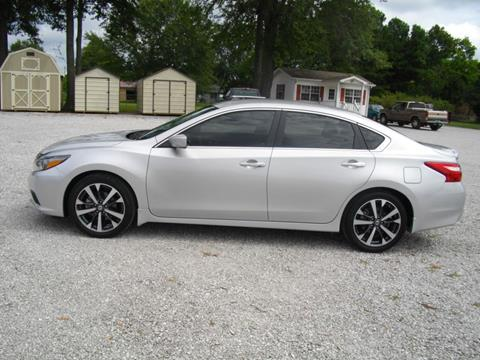 2016 Nissan Altima for sale in Belmont, MS