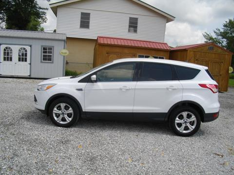 2015 Ford Escape for sale in Belmont, MS