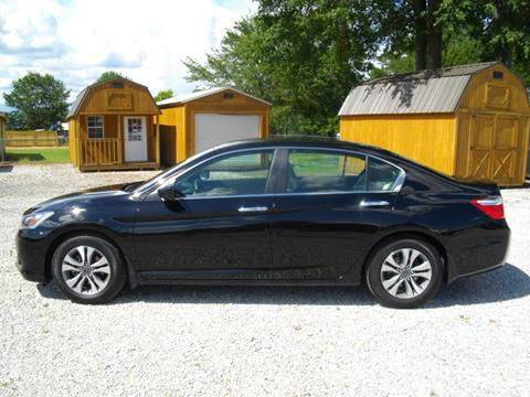 2014 Honda Accord for sale in Belmont, MS