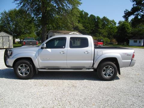 2013 Toyota Tacoma for sale in Belmont, MS