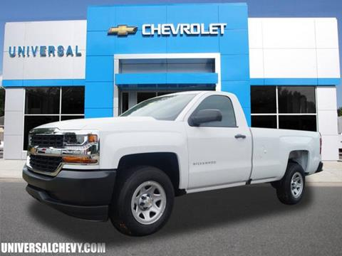 2016 Chevrolet Silverado 1500 for sale in Wendell, NC