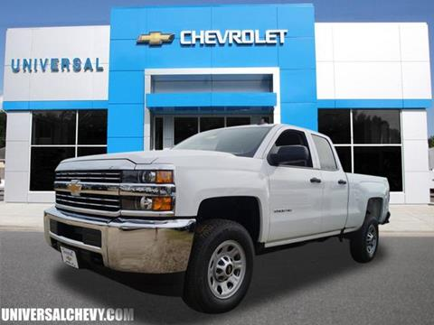 2017 Chevrolet Silverado 2500HD for sale in Wendell, NC