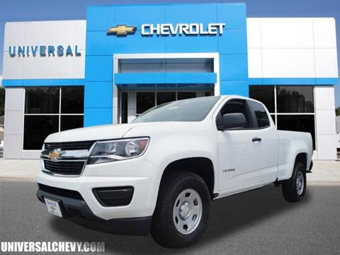 2017 Chevrolet Colorado for sale in Wendell, NC