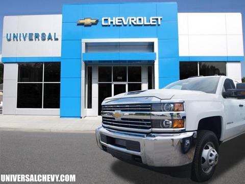 2017 Chevrolet Silverado 3500HD CC for sale in Wendell, NC