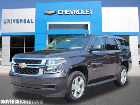 2017 Chevrolet Tahoe for sale in Wendell, NC