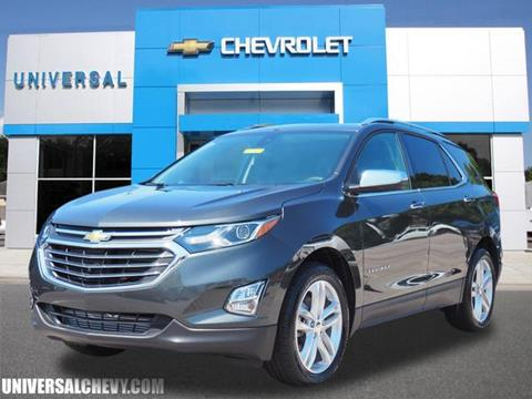 2018 Chevrolet Equinox for sale in Wendell, NC