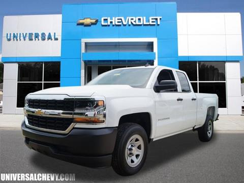 2017 Chevrolet Silverado 1500 for sale in Wendell, NC