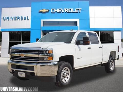 2016 Chevrolet Silverado 2500HD for sale in Wendell, NC